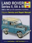 Land Rover Series 2, 2A and 3 1958-85...