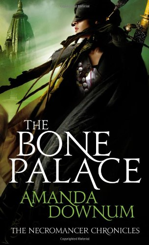 book cover of The Bone Palace