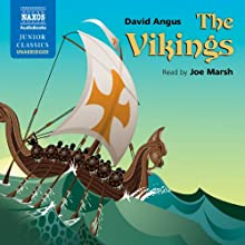 The Vikings Audiobook by David Angus Narrated by Joe Marsh