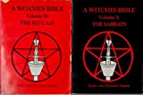 Rituals: Witches Bible (0939708078) by Farrar, Janet