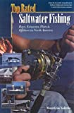 img - for Top Rated Saltwater Fishing book / textbook / text book