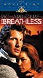 Breathless VHS Tape