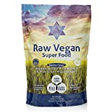 Vegan Protein Powder with 54 Servings and 40 oz of Plant Protein and Raw Protein. Vegan Plant Based Protein Powder made of Rice Protein with Vegan b12 & Spirulina Powder Organic. Plant Protein Powder and Green Superfood