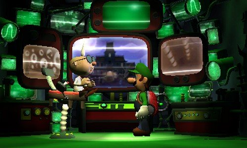 Luigi's Mansion: Dark Moon