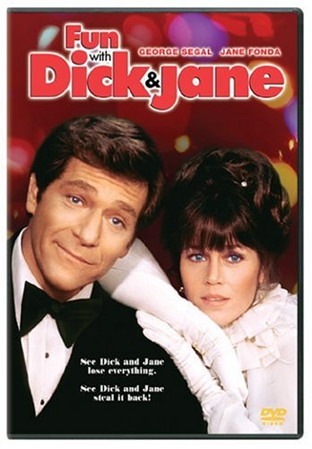 Fun with Dick and Jane / Забавные приключения Дика и Джейн (1977)