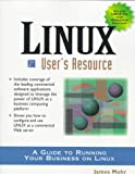 Linux Users Resource (Prentice Hall PTR Developer's Resource Series)