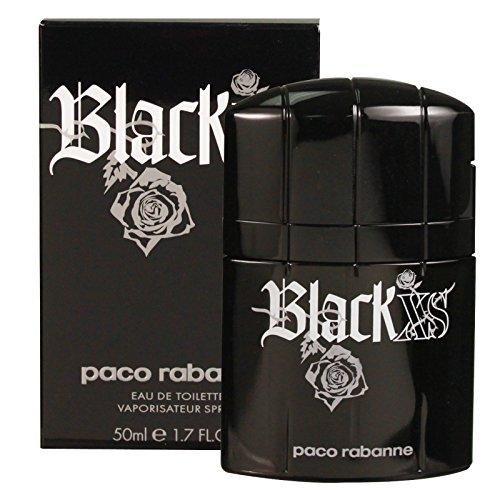 Paco Rabanne Black Xs Eau de Toilette, Uomo, 50 ml
