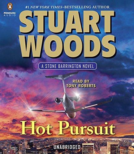 By Stuart Woods - Hot Pursuit (Stone Barrington) (Unabridged) (2015-04-22) [Audio CD] (Stuart Woods Hot Pursuit compare prices)
