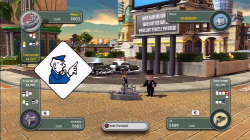 Monopoly Streets(輸入版:北米・アジア)