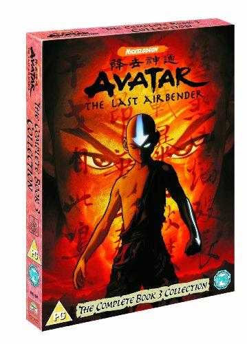 Avatar:the Last Airbender [Edizione: Regno Unito]
