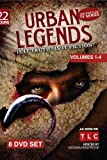 Urban Legends - Complete Series - Seasons 1 through 4 (8 DVD Set - 22 Hours) - Amazon.com Exclusive