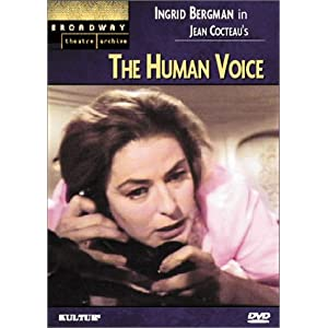 The Human Voice (Broadway Theatre Archive) movie