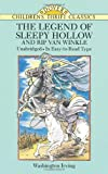 The Legend of Sleepy Hollow and Rip Van Winkle (Dover Childrens Thrift Classics)