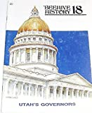 img - for Beehive History 18 - Utah's Governors book / textbook / text book