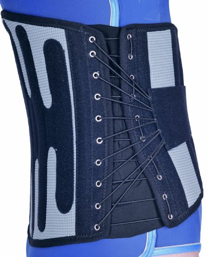 Neo-G Rehab Xcelerator Back support with embedded silver and aloe vera