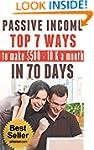 PASSIVE INCOME: TOP 7 WAYS to MAKE $5...