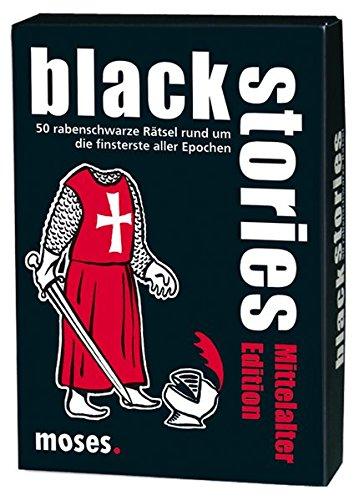 black stories - Mittelalter Edition Gioco di carte [importato dalla Germania]