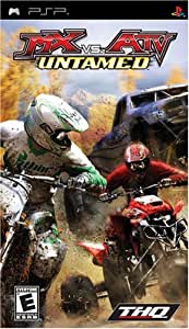 Mx Vs ATV Untamed - Sony PSP (Collector's)