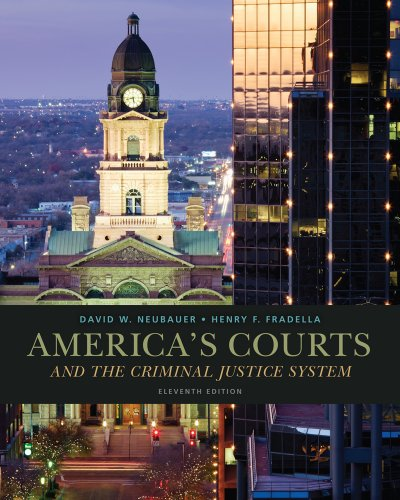 Cengage Advantage Books: Americas Courts and the Criminal Justice System
