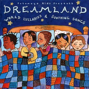 Santana - Dreamland: World Lullabies & Soothing Songs - Zortam Music