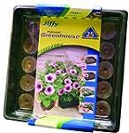 Jiffy 5032 Professional Greenhouse 25...
