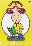 Pack Con Faja Caillou - Mi Primera Vez En La Biblioteca + Tickety Toc Temporada 2 Volumen 1 [DVD]