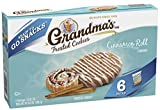 Grandma's, Frosted Cinnamon Roll, 10.8 oz (Pack of 10)