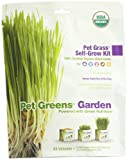 Pet Greens Garden Wheat Grass Self-Grow Kit