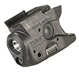 Streamlight 69273 TLR-6 S&W M&P Shield with White LED & Red Laser with Two CR 1/3N Lithium Batteries