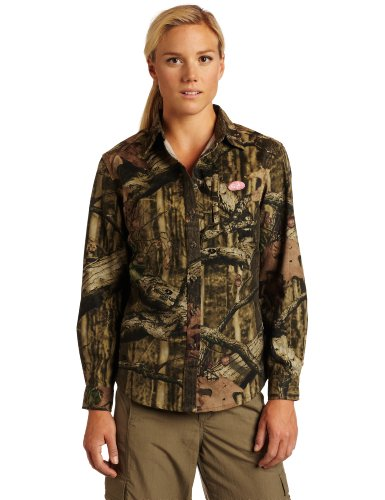 Russell Outdoors Women's Quest Long Sleeve Shirt (Infinity, X-Large)