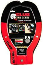 Hot Sale The Club #491 Tire Claw Security Device