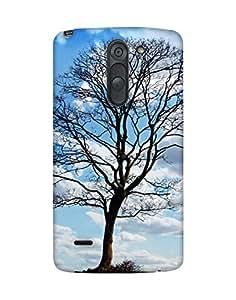 Mobifry Back case cover for LG G3 Stylus Mobile ( Printed design)