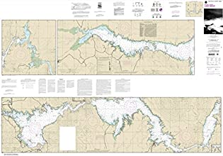 NOAA Chart 18687 Lake Mead 412 X 591 TRADITIONAL PAPER