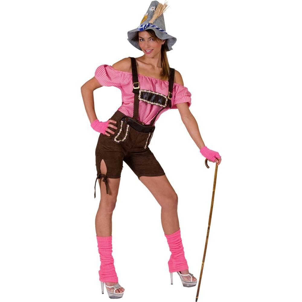 Sexy Bayerinnen-Kostüm für Damen – M günstig