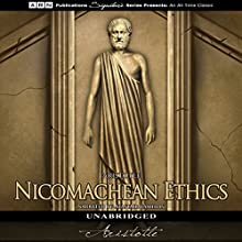 Nicomachean Ethics Audiobook by  Aristotle Narrated by Alastair Cameron