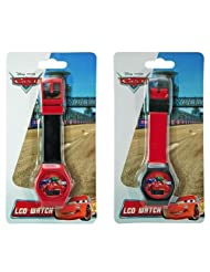 Disney Cars Digital Watch Kids