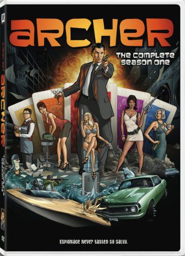 Sale alerts for 20th Century Fox Home Entertainment Archer: The Complete Season One - Covvet