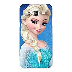 Princess Wink Back Case Cover for Samsung Galaxy J5