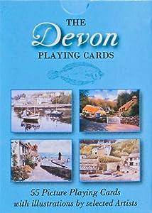 Neil Macleod Prints and Enterprises Ltd Devon Playing Cards
