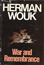 War and Remembrance by Herman Wouk. Vol 2 of 2.