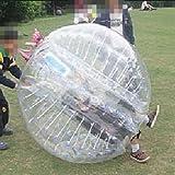 HolleywebTM Clear Bubble Soccer Suits Kids Size 1.2 Meter 4ft Bubble Soccer Equipment for Sale