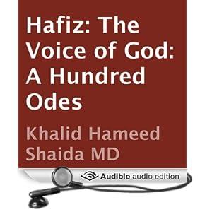 Hafiz: The Voice of God: A Hundred Odes (Unabridged)