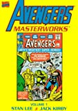 img - for Avengers Masterworks (Avengers No 1-5) book / textbook / text book