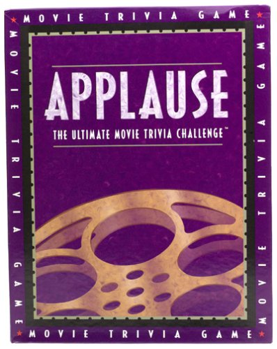 Applause The Ultimate Movie Trivia Challenge - 1