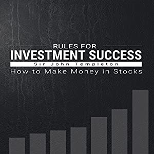 Rules for Investment Success Audiobook