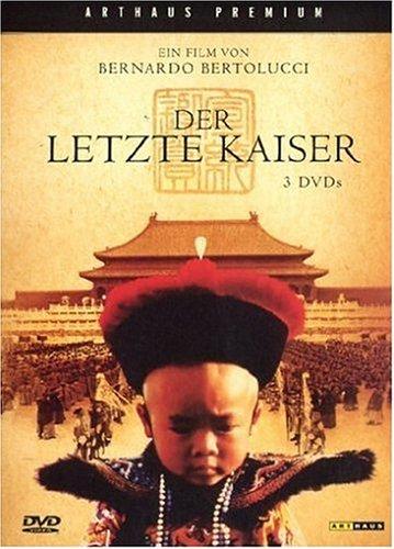 Der letzte Kaiser (Arthaus Premium Edition, 3 DVDs)