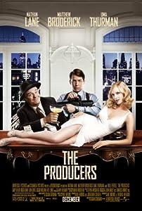Amazon.com: The Producers: Nathan Lane, Matthew Broderick, Uma Thurman