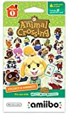 Nintendo Animal Crossing amiibo Cards 6-pack - Series 1