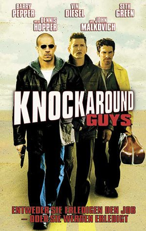 Knockaround Guys [VHS]