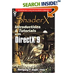 Book Cover: [share_ebook] ShaderX2: Introductions and Tutorials with DirectX 9.0